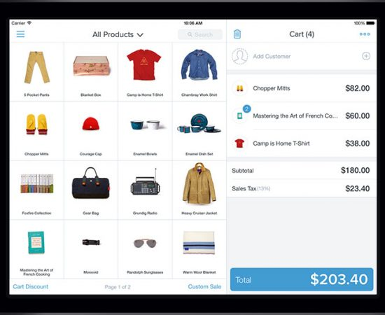 Top 5 Retail POS Apps