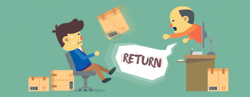 order return