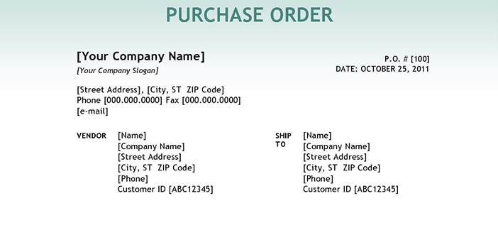 Importance of purchase order for online sellers orderhive purchase order thecheapjerseys Images