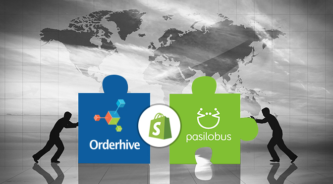 """Orderhive partners with Pasilobus to enhance """"Shopify store management solution"""""""