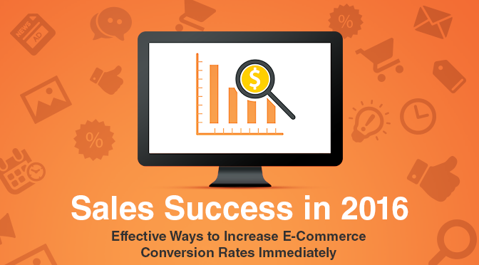 Effective Ways to Increase E-commerce Conversion Rates Immediately [E-book]