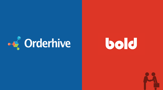 Orderhive partners with Bold Commerce
