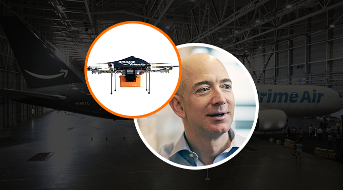 Amazon One, the first cargo plane is here!!
