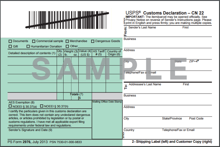 Crossborder Ecommerce Selling To Canada And USA - Ups commercial invoice template best online thrift stores
