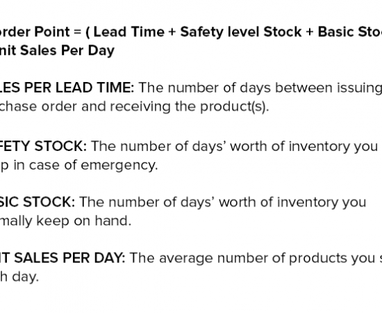 Keep a tight control over your inventory cost with these simple but important metrics