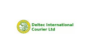 Deltec Courier Logo