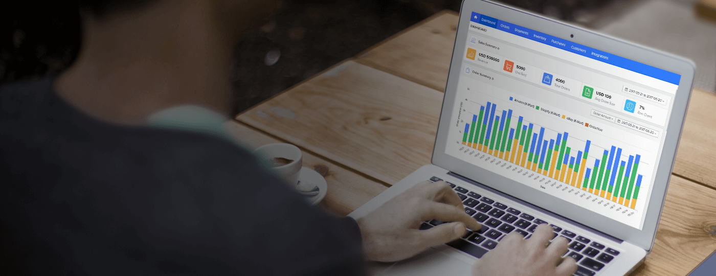 Order Management Reporting and Analytics