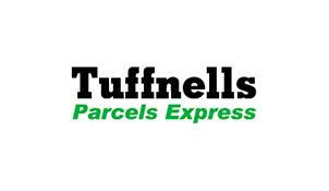 Tuffnells Parcels Express Logo