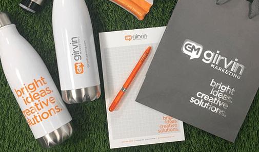 Girvin Marketing