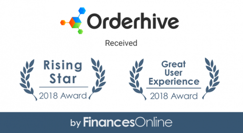 award by FinancesOnline Directory