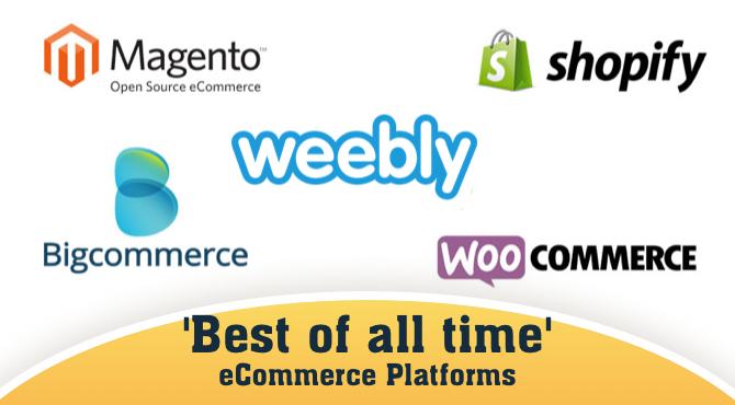 eCommerce Platforms List