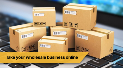 E-commerce is the Future of wholesale