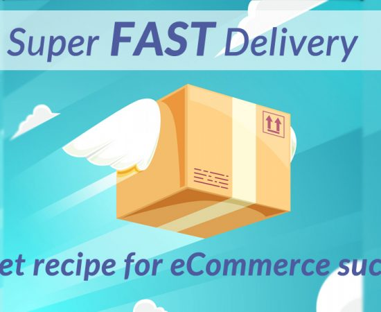 (Super) Fast delivery: The open secret behind e-commerce success