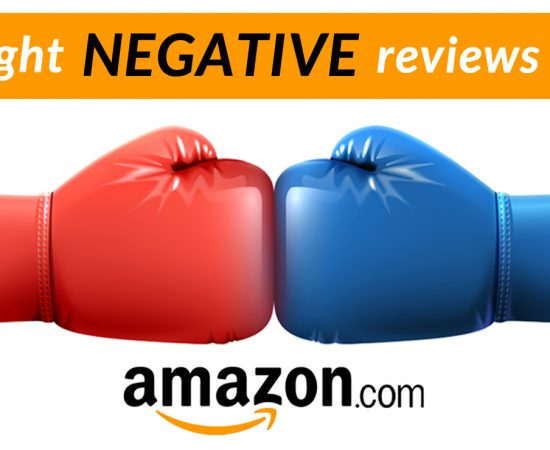 How to fight negative reviews on Amazon – an A to Z Guide