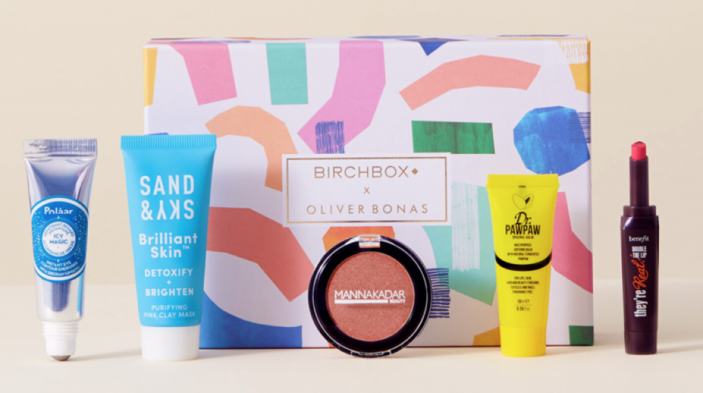 subscription based eCommerce - Birchbox