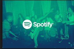 subscription based eCommerce - spotify