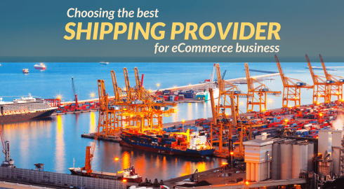 best shipping provider