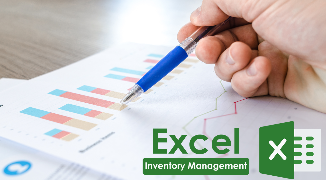 How To Manage Inventory In Excel Inventory Management Excel Template With Formulas