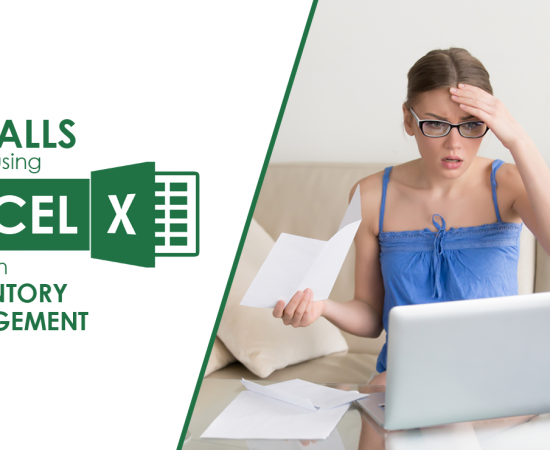 Pitfalls of using excel for inventory management