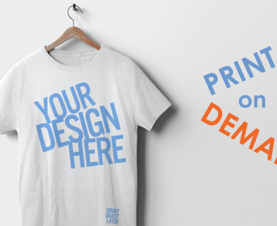 What is <b>Print on Demand</b> and how does it work?
