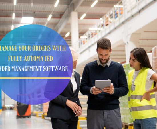 Automated Order Management System For eCommerce