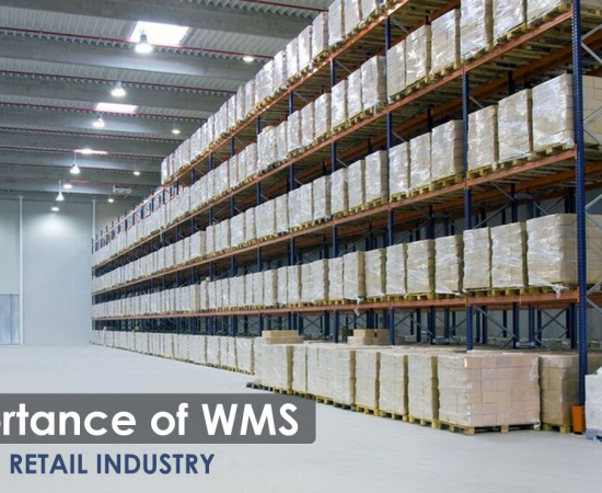Warehouse Management in Retail Industry