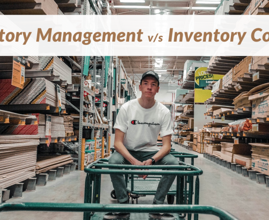 Inside Inventory Control System and Inventory Management System