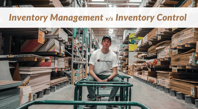 Inside Inventory Control System