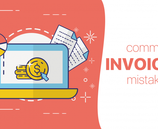 Major 'common invoicing mistakes' and how to avoid them