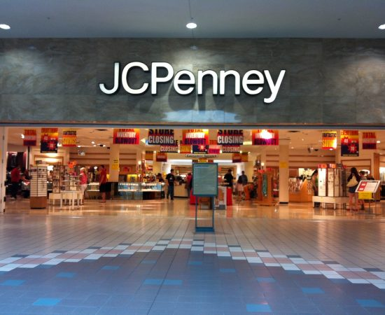 How can CRM and a complete inventory management software solve problems for JC Penney