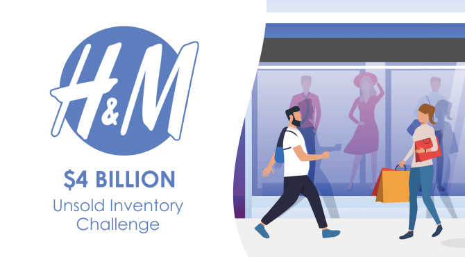 unsold inventory challenge