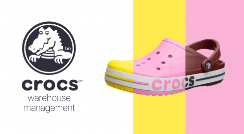 Crocs Warehouse Management System