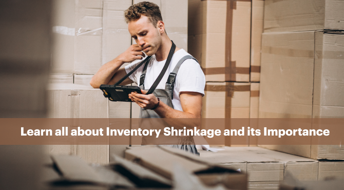Inventory Shrinkage Banner
