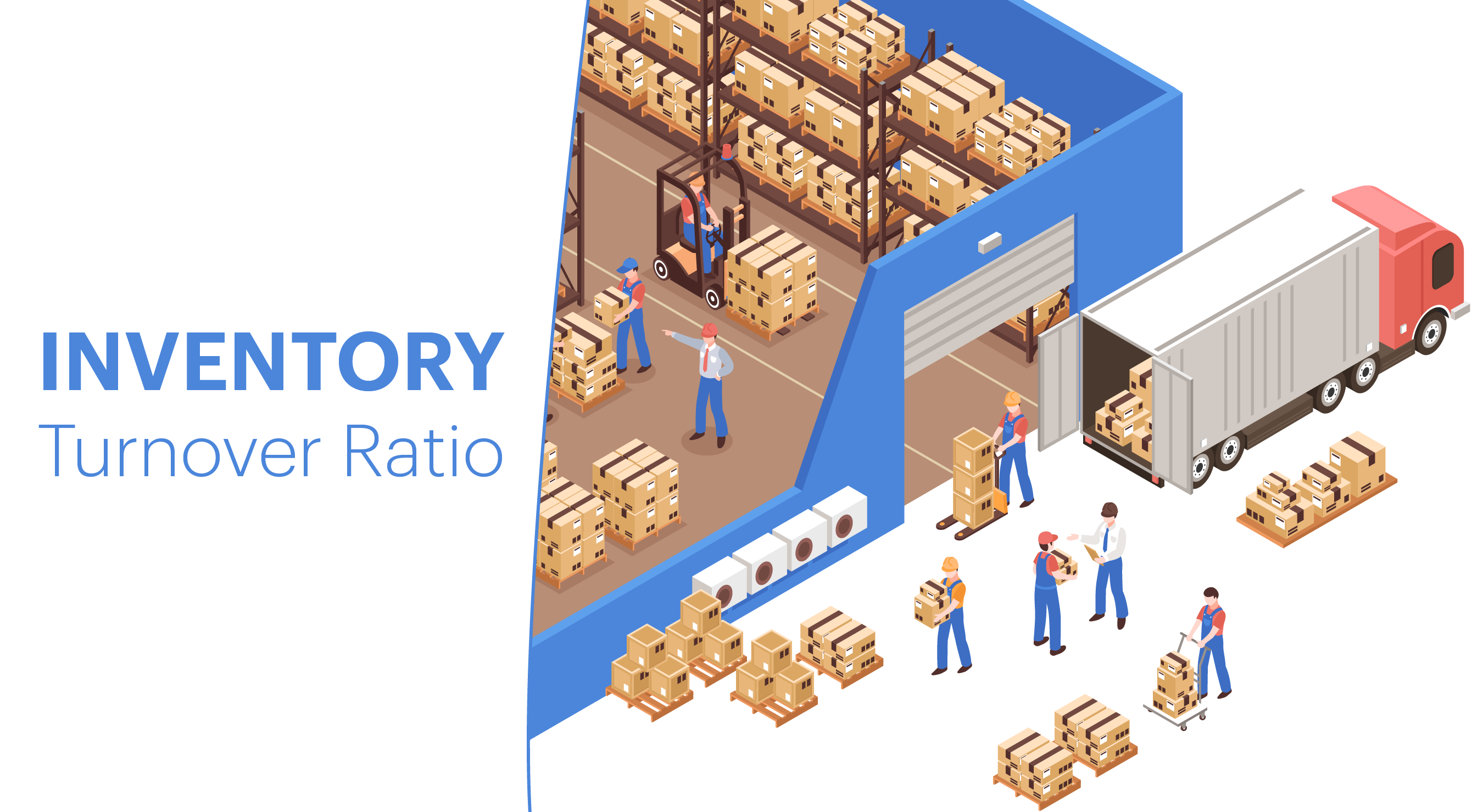 Inventory Turnover Ratio Formula Banner