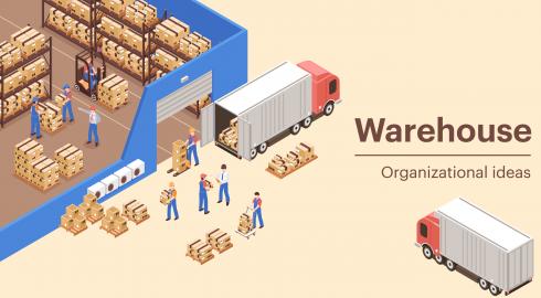 warehouse organization ideas Banner