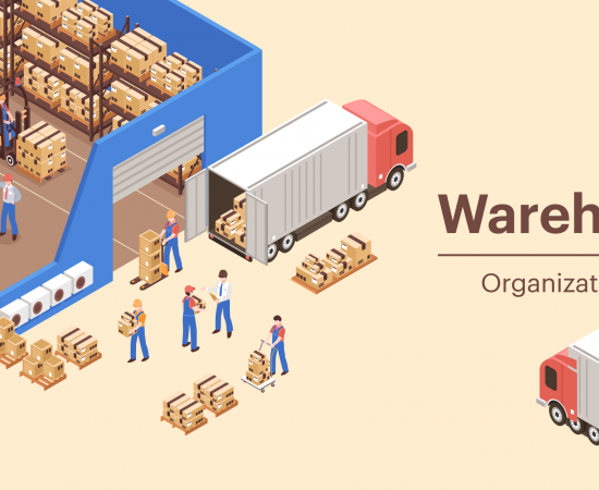 8 Must Follow Tips and Warehouse Organization Ideas to increase Efficiency