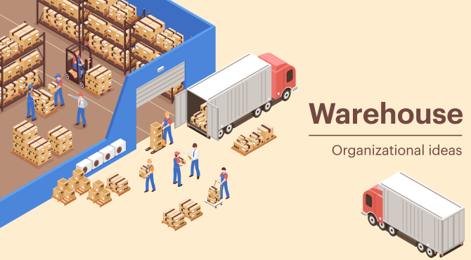warehouse organization ideas Banner