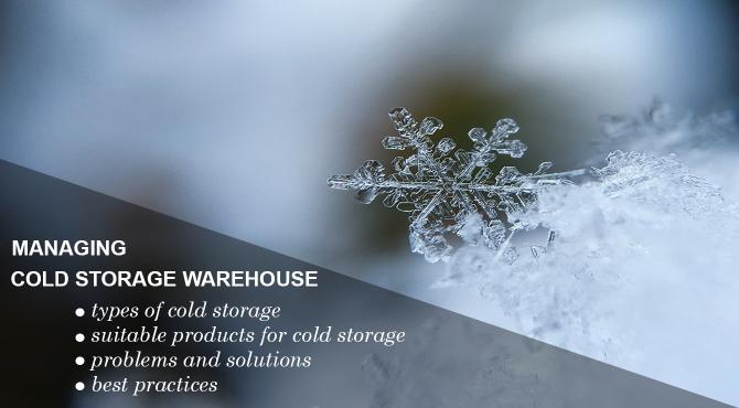 Cold Storage Warehouse banner