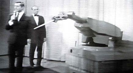 History of Robotics in Warehouse