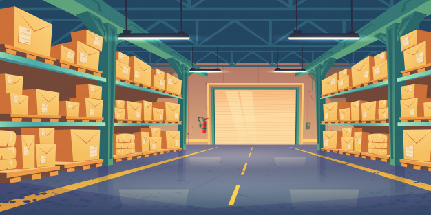 Warehouse Design, Layout, And Location