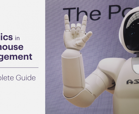 A Complete Guide On Using Robotics in Warehouse Management