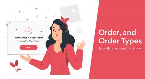 Order Types Banner