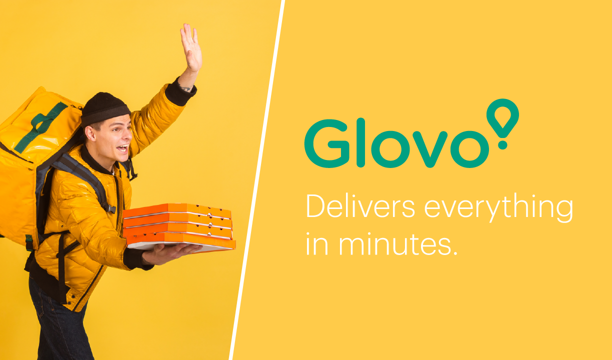 Glovo - Food delivery and more