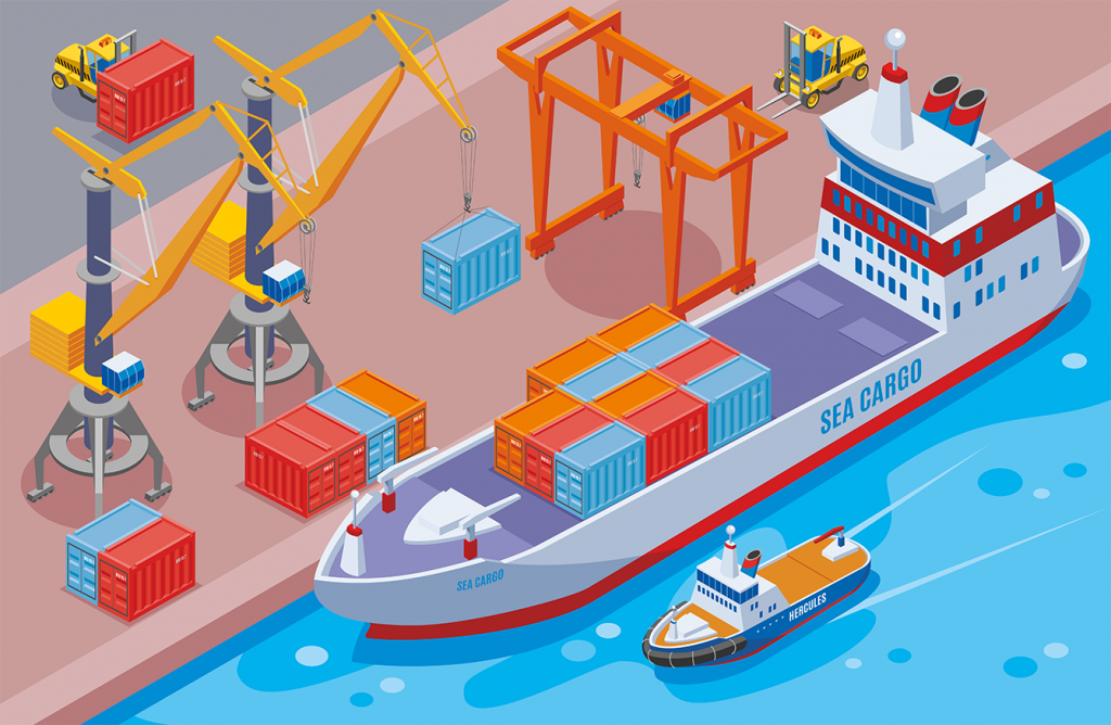 Shipping Cost Deciding Parameters