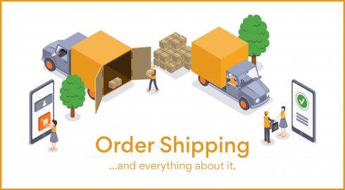Order Shipping