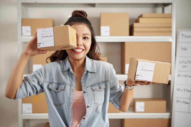 Custom Shipping Labels