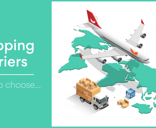 How to Choose Shipping Carriers in Order Management