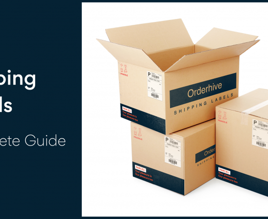 A Guide To Using Shipping Labels For Your Online Store