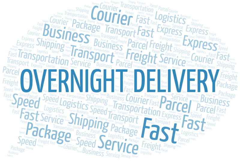 Top Benefits of Overnight Shipping