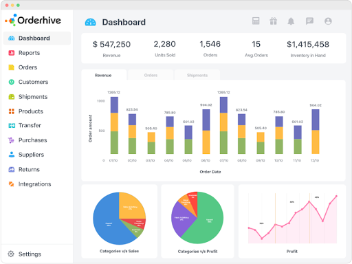 Orderhive Software
